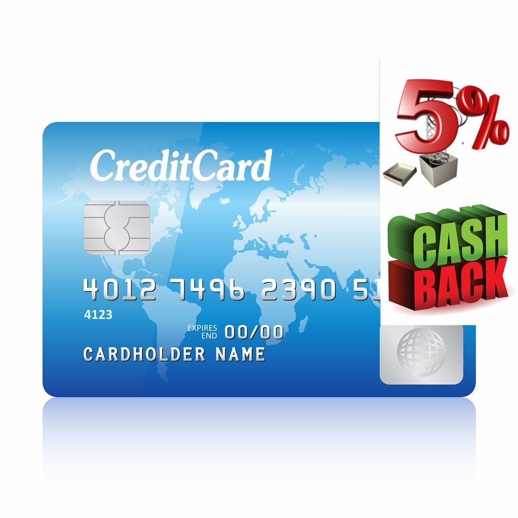 cash back credit card