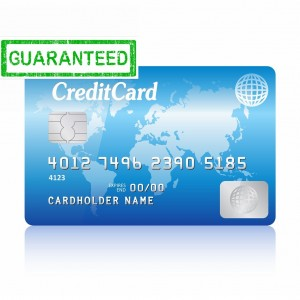 Guaranteed Approval Credit Card