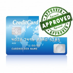 Instant Approval Credit Card