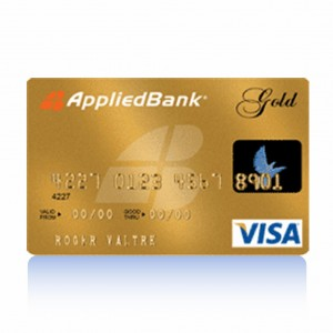 applied bank secured visa gold credit card - Visa Secured Credit Card