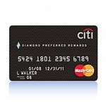 Citi Diamond Preferred Rewards Card
