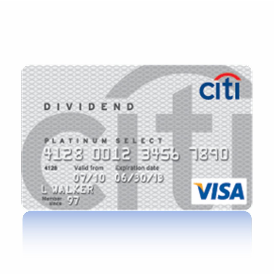 Feb 24, · The best way to get this credit card is to apply for a Citi MasterCard with high sign-up bonus (such as: Citi AAdvantage 50k Offer, Citi ThankYou Premier 50k Offer, Citi Prestige 50k/60k Offer), and then when you don't want keep them anymore, you can convert them to this Citi Dividend credit card. Note that you may need to wait for 12~15 /5(2).