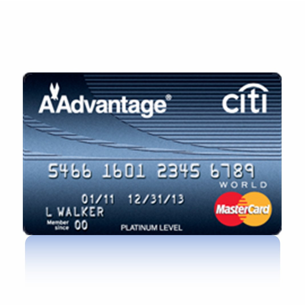 Citi Platinum Select AAdvantage World MasterCard Review