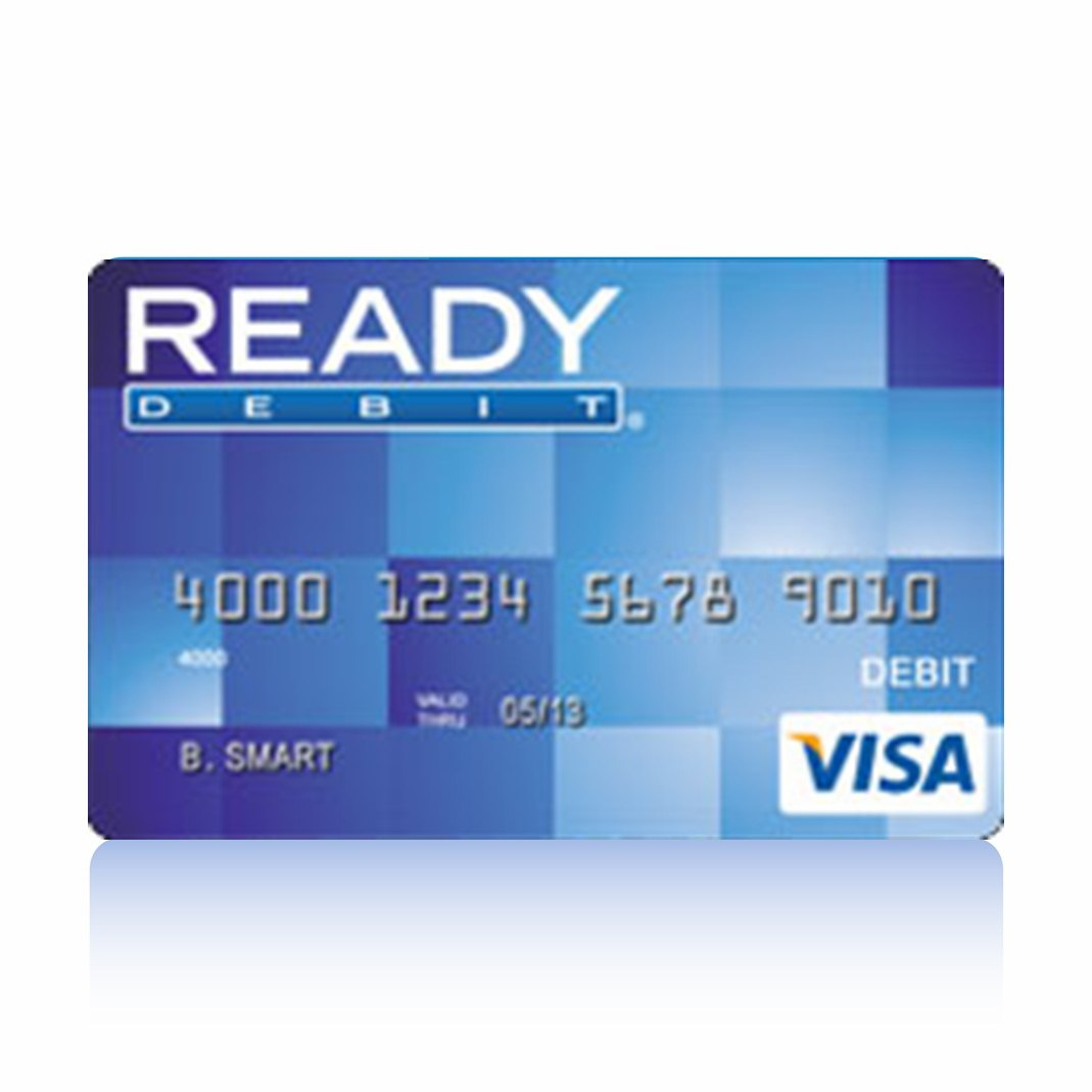my prepaid visa card