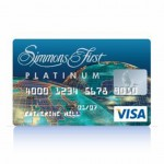 Simmons First Visa Platinum Credit Card