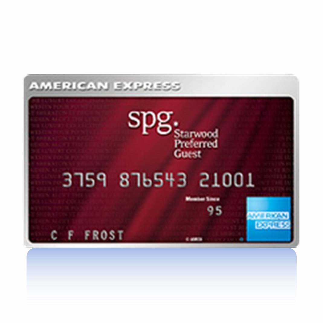 Starwood Preferred Guest Credit Card From American