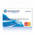 Barclaycard Rewards MasterCard Average Credit