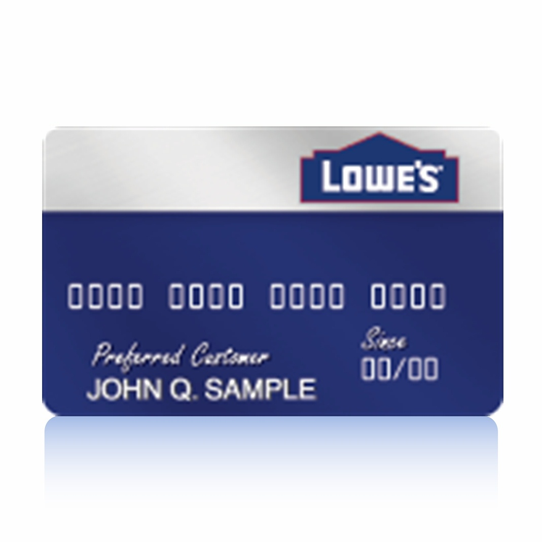 Lowes credit card review lowes credit card reheart Choice Image