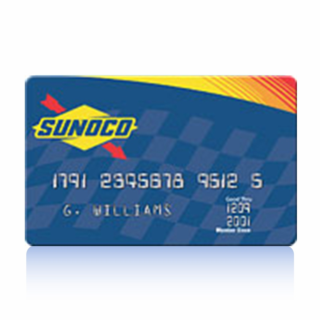 Sunoco Credit Card Review