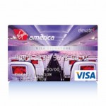 Virgin America Visa Signature Card