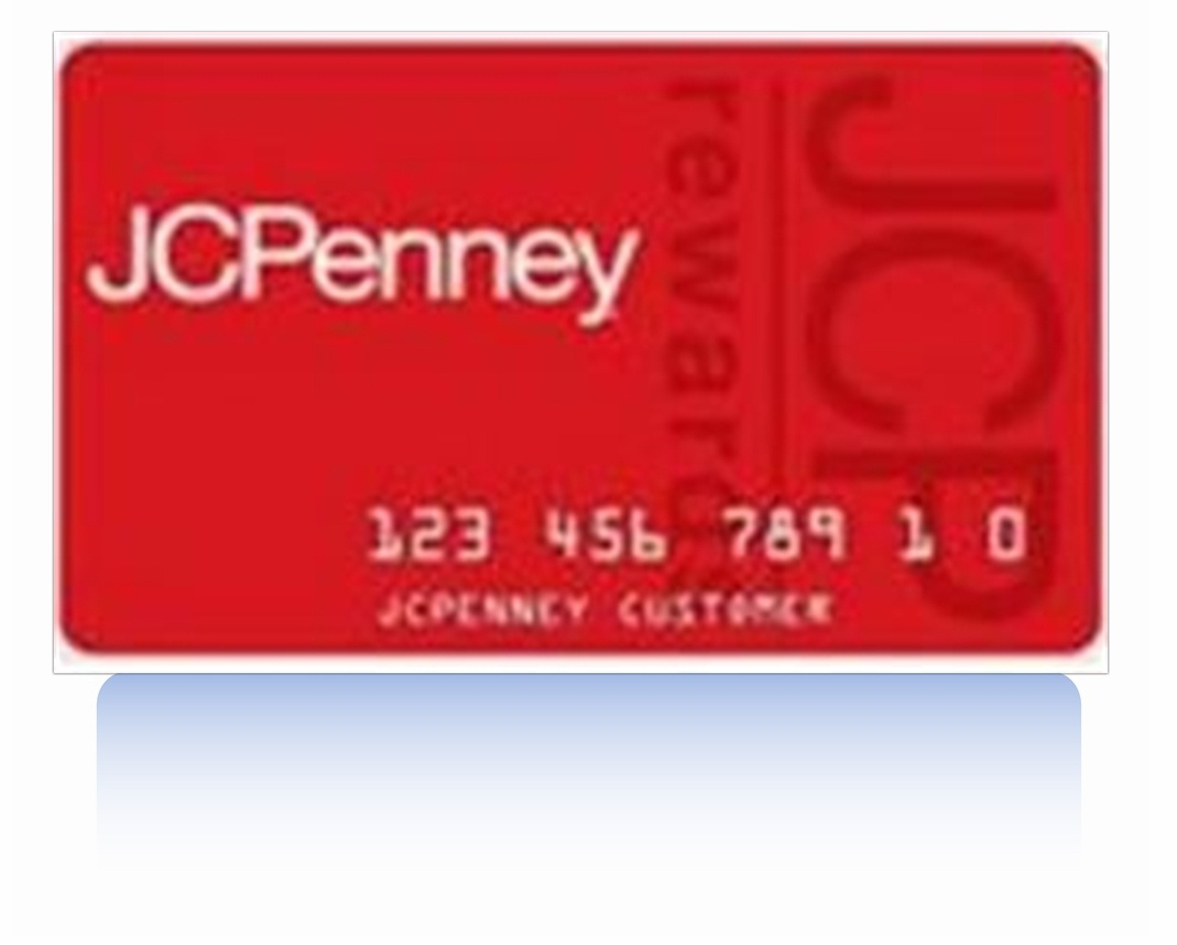 Jcp credit card for Jc penneys