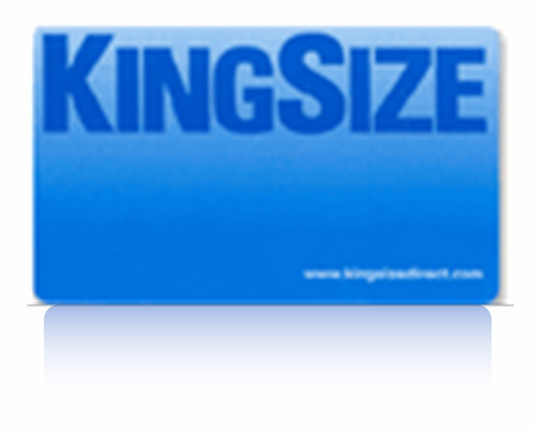 King size credit card application