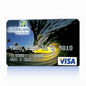 American Savings Bank Credit Card